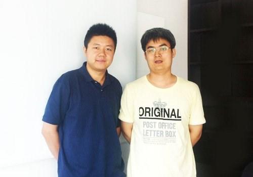为知笔记创始人:李峻、魏拾俊