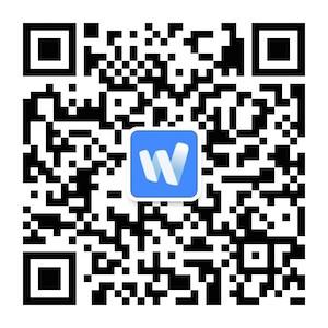 为知笔记企业客服微信